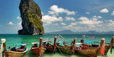 Tayland'ın En Güzel Adaları