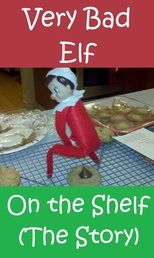 Website with bad elf on the shelf pictures! Ha ha ha so funny!