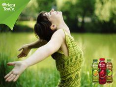 #teorient TOMA LO MEJOR DE LA VIDA.  La manera de respirar correctamente, es por medio de la nariz con la boca cerrada y más aún cuando te ejercitas, de esta forma la nariz puede calentar el aire poniéndolo a una temperatura adecuada para ingresar a los pulmones. A su vez la nariz también ayuda a detener las impurezas y evitar que entren a nuestro cuerpo. Hidrátate sanamente con cualquiera de los sabores de Orient Tea.