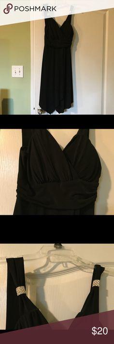 Who doesn't need a LBD?!?! NWT Black social dress. Juniors medium but very small. Dresses