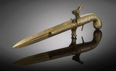 z- Double Barrel Daggar-Pistol, II