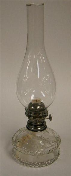 Antique Kerosene Lamps Value Complete Kerosene And Oil