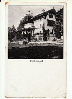 Baumgart, Gutshaus Oberbaumgart