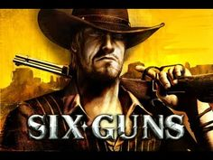 Six-Guns (v1.1.6)  Discover a wilder West than you ever imagined. Play for free, make the enemy pay  Explore a truly enormous and open Wild West frontier full of cowboys, bandits and more…unnatural enemies in this third person shooter adventure game.