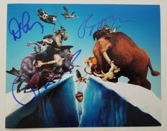 Ice Age Movies, It Cast