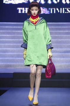 Jean Paul Gaultier Ready To Wear Spring Summer 2015 Paris