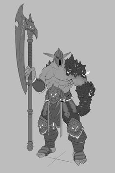 Fan concept from WoW