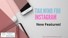 Short introduction video to Tailwind for Instagram Instagram New Feature, Daily Thoughts, Marketing Tools, Affiliate Marketing, Helpful Hints, How To Make Money, Success, Mini, Sofa