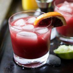 Blood Orange Margarita Recipe-Get your hourly source of sweet...