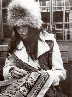 "Ali MacGraw in ""Love Story"" 1970"
