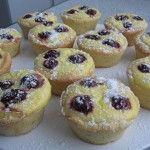 Tvarohové  muffinky