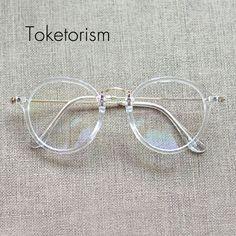 f84d0d05f8 awesome Tendance lunettes : Vintage gafas transparentes frames lunettes de  vue p... -