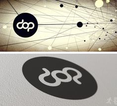 D.O.P. Logotype - Design on Purchase