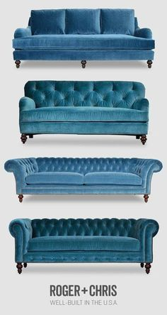Best Collections of Sofa and Couch Sofacouchs com is part of Blue velvet sofa - Find the best image collections of sofa and couches, we will give people ideas for your home or living room as a good furniture