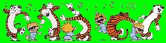 10 Life Lessons from Calvin & Hobbes