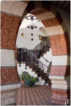 Spanish architecture in Santa Barbara, California