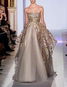 skaodi:    Zuhair Murad Haute Couture Spring/Summer 2013.