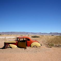 Solitaire, Namibia, 2010