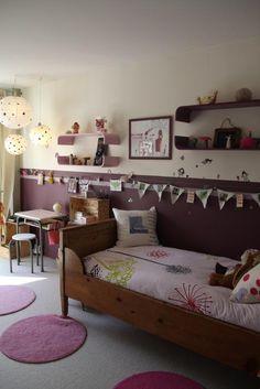 "chambre fille ................ #GlobeTripper® | https://www.globe-tripper.com | ""Home-made Hospitality"""