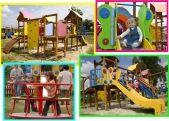 Place zabaw producent. Pamiętajmy, że producent placów zabaw ma kluczowe znaczenie dla jakości placu i tym samym bezpieczeństwa dziecka. Dlatego należy wybierać producentów placów zabaw spełniających normy i posiadających certyfikatów, wtedy zabawa będzie udana !
