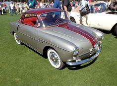 A very rare 1958 Fiat Viotti Sport