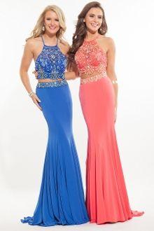 Rachel Allan Princess Dress 2030 - Everything4pageants.com
