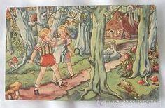 hansel y gretel caricatura - Bing Imágenes