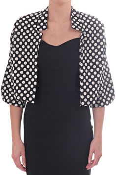 This black and white spot Kabuki jacket is a fab piece that is a must have in your wardrobe!   Kabuki Spot Jacket by kevan Jon. Clothing - Jackets, Coats & Blazers - Jackets Blackpool, Lancashire, North West England, England, United Kingdom