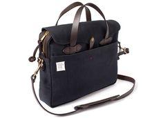 Apolis Filson + Apolis Philanthropist Briefcase