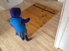 maple floors from basketball floor in Philly ~ (same as Meg's new bedroom floor) reclaimed floors  | Latitude 38