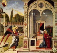 Anunciación - Obra - ARTEHISTORIA V2