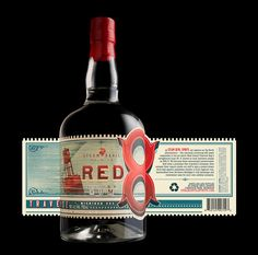 This Rum Has Some Retro Vibes — The Dieline | Packaging & Branding Design & Innovation News