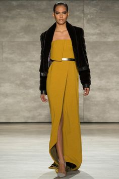 Bibhu Mohapatra - Fall 2014 Ready-to-Wear - Look 34 of 42