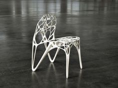marco hemmerling + ulrich nether form additive generico chair