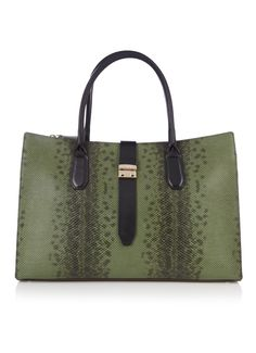 Furla Flair shopper van leer • de Bijenkorf