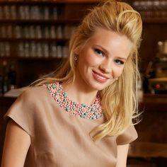 Як швидко пришити намистини | BurdaStyle.ua: Мода, Дизайн, Рукоділля, Викрійки