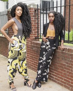« People StyleWatch Magazine (Oct Issue) Featuring TK & Cipriana Quann ▫️▫️▫️ Excited to reveal my twin sister @ciprianaquann and I are featured in the… »