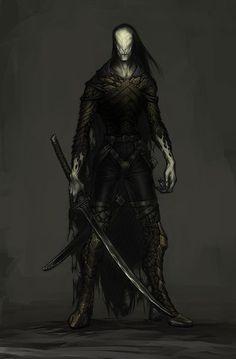 Beautiful Science Fiction, Fantasy and Horror art from all over the world. Dark Fantasy Art, Fantasy Kunst, High Fantasy, Fantasy Rpg, Fantasy Artwork, Dark Art, Character Concept, Character Art, Concept Art