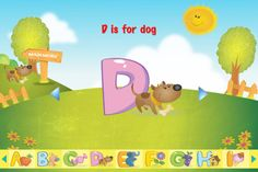 """FREE app May 13th (reg 0.99) My First ABC"""" is a fantastic app for your children to learn, trace, and play with their first letters. It is designed to enable your child to learn the alphabet in an enjoyable and rewarding environment."""