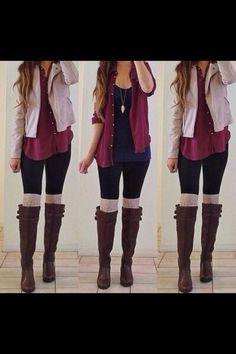 I love this outfit! I love the shirt!!