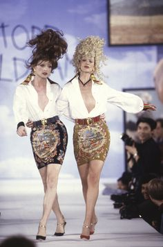 Revisiting Todd Oldham, Runway Renegade of the '90s - Todd Oldham-Wmag