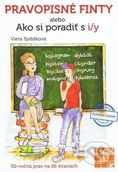 Túto ojedinelú pomôcku ocení každý, kto bojuje so slovenským pravopisom. S jej pomocou zvládnete pravopis ľahko a bez drilovania nudných poučiek. (Kniha dostupná na Martinus.sk so zľavou, bežná cena 6,90 €)