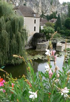 Angles -sur -l'Anglin, department of Vienne of the french region Poitou-Charentes.