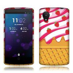 For-LG-Google-Nexus-5-D820-Cute-Design-PATTERN-HARD-Case-Cover-Phone-Pen