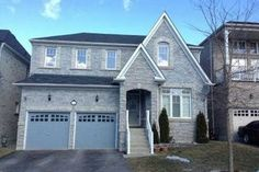 Detached - 4 bedroom(s) - Ajax - $619,888 Ontario, Toronto, Cabin, Mansions, Landscape, Bedroom, House Styles, Places, Mansion Houses