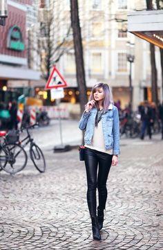 denim jacket love - Fashionblog Travelblog Interiorblog GermanyFashionblog Travelblog Interiorblog Germany