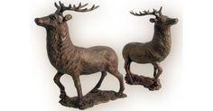 #tosimplyshop Elk Deer Cast Iron Coin Bank #gifts #homedecor #gardendecor #decor #home #garden #shopping