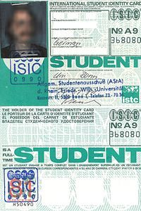 International Student Identity Card Wikiwand Intended For Isic Card Template - Professional Templates Ideas Business Card Template Word, Place Card Template, Free Business Cards, Business Card Size, Banner Template, Letter Of Interest Template, Cornell Notes Template, Microsoft Word Free, Construction Business Cards