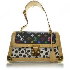 Louis Vuitton Multicolor Dalmatian Le Talentueux