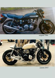 Look at a handful of my most favorite builds - modified scrambler bikes like this Cafe Racer Honda, Cafe Racer Build, Cafe Racer Motorcycle, Girl Motorcycle, Motorcycle Quotes, Motos Honda, Honda Cb750, Honda Motorcycles, Custom Motorcycles